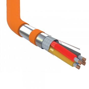 Огнестойкий безгалогенный кабель JE-H(St)H FE180 / E30 2x2x0,8