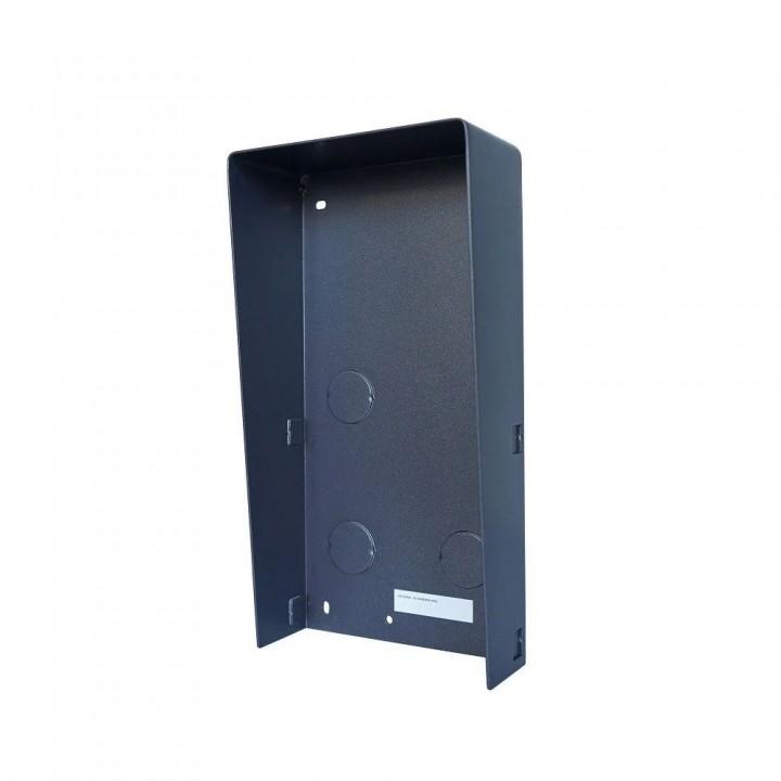 Накладная панель Hikvision DS-KABD8003-RS2 для монтажа 2 модульных видеопанелей
