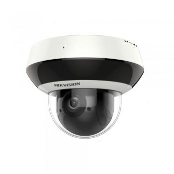 IP PTZ видеокамера 4Мп Hikvision DS-2DE2A404IW-DE3 (2.8-12 мм) (C) со встроенным микрофоном для системы видеонаблюдения