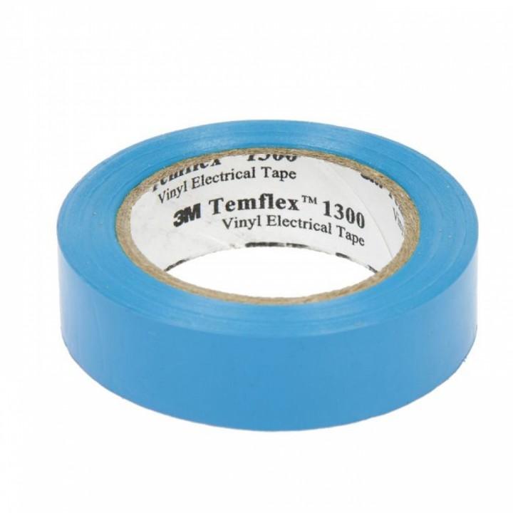 Изолента Temflex 1300 (15мм х 10м), синяя
