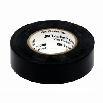 Изолента 3М Temflex 1300 (15мм х 10м), черная