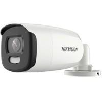 HD-TVI видеокамера 5 Мп Hikvision DS-2CE12HFT-F (3.6 мм) ColorVu для системы видеонаблюдения