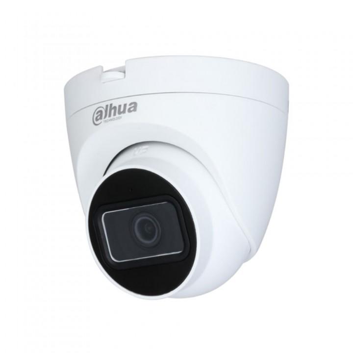 HDCVI видеокамера Dahua 2 Мп HAC-HDW1200TRQP (2.8mm) пластик для системы видеонаблюдения