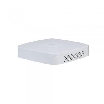 IP-видеорегистратор 4-канальный c PoE Dahua DHI-NVR2104-P-I c AI функциями для систем видеонаблюдения