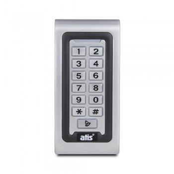 Металлическая кодовая клавиатура со считывателем EM-Marine ATIS AK-601_v1