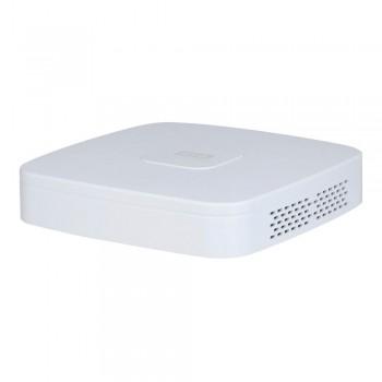 IP-видеорегистратор 8-канальный Dahua DHI-NVR2108-I с AI функциями для систем видеонаблюдения