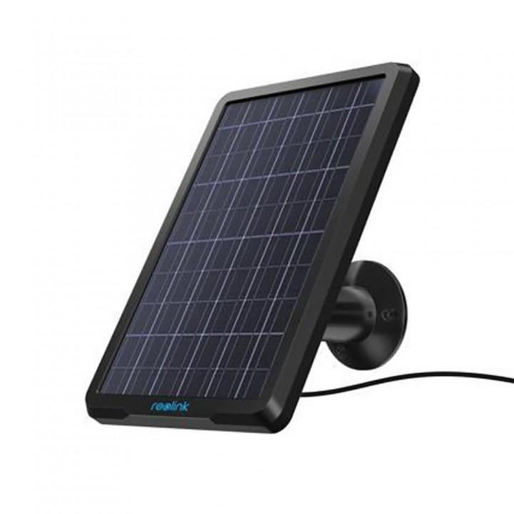 Солнечная панель питания для беспроводной наружной перезаряжаемой батареи Reolink Solar panel