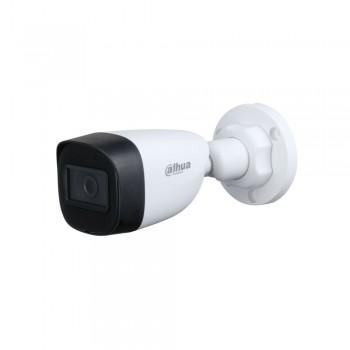 HDCVI видеокамера 2 Мп Dahua DH-HAC-HFW1200CP (2.8 мм) пластик для системы видеонаблюдения