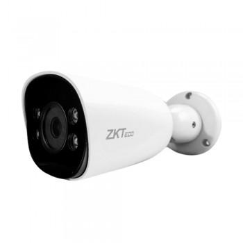IP-видеокамера 2 Мп ZKTeco BS-852T11C-C с детекцией лиц для системы видеонаблюдения
