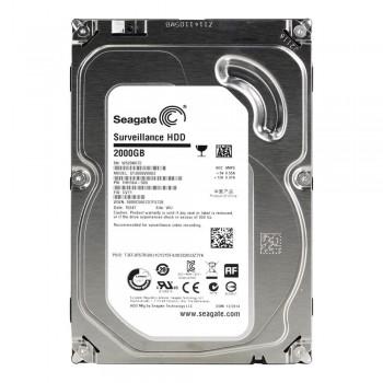 Жесткий диск 2TB Seagate Skyhawk ST2000VX003  для видеонаблюдения