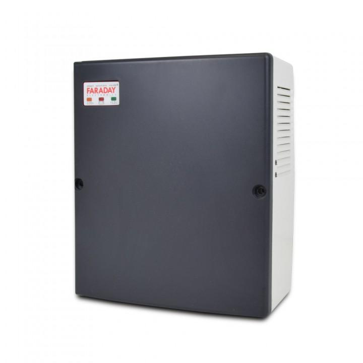 Бесперебойный блок питания Faraday Electronics 55W UPS ASCH PLB под аккумулятор 9-12А/ч в пластиковом боксе