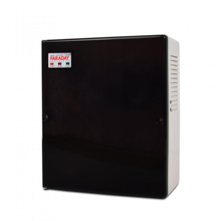Бесперебойный блок питания Faraday Electronics 85W UPS ASCH PLB под аккумулятор 12-18А/ч в пластиковом боксе