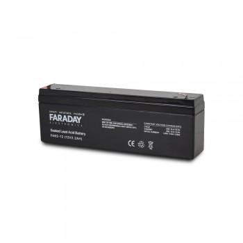 Аккумулятор для ИБП 12В 2 Ач Faraday Electronics FAR2-12