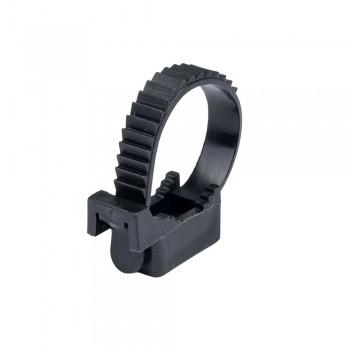 Крепеж ремешковый черный 7 x 80 мм (100 шт./уп)