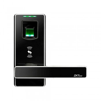Smart замок ZKTeco ML10B(ID) со считывателем отпечатка пальца и RFID карт