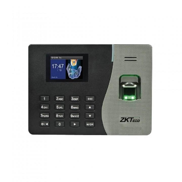 Биометрический терминал ZKTeco K20/ID со сканированием отпечатка пальца и карт доступа EM-Marine