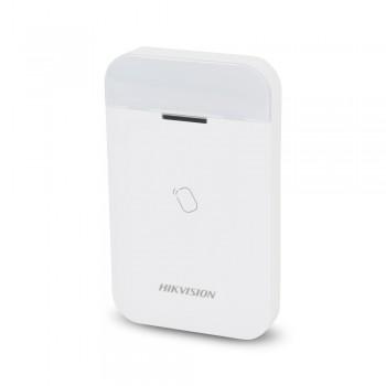 Беспроводной считыватель карт Mifare Hikvision DS-PT1-WE AX PRO