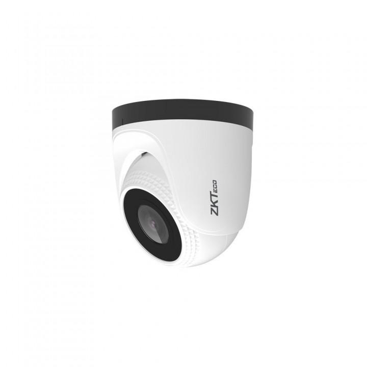 IP-видеокамера 2 Мп ZKTeco ES-852O21B с детекцией лиц для системы видеонаблюдения, металл