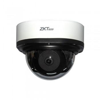 IP-видеокамера 5 Мп ZKTeco DL-855P28B с детекцией лиц для системы видеонаблюдения