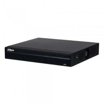IP-видеорегистратор 4-канальный c PoE Dahua DHI-NVR1104HS-P-S3/H для систем видеонаблюдения
