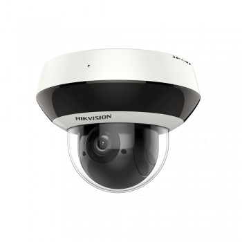 IP PTZ видеокамера 2Мп Hikvision DS-2DE2A204IW-DE3 (2.8-12 мм) (C) со встроенным микрофоном для системы видеонаблюдения