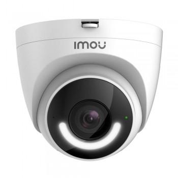 Облачная IP-видеокамера с Wi-Fi 2 Мп IMOU IPC-T26EP с сиреной и прожектором, металл + пластик