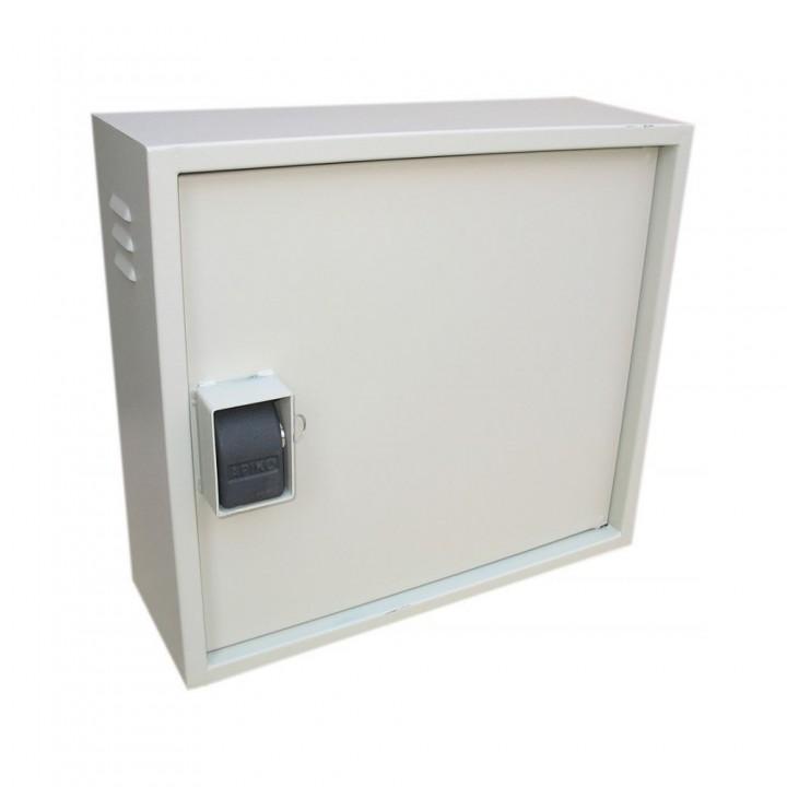 Шкаф VAGOS Super AntiLom 2U-1.5 550 х 500 х 170 мм с крабовым замком для оборудования