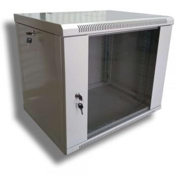 Шкаф серверный Hypernet 9U 600 x 600 WMNC66-9U-FLAT для сетевого оборудования