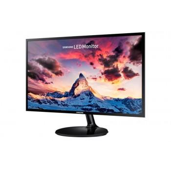 """Монитор LCD 21.5"""" Samsung S22F350F FHD 5ms, D-Sub, HDMI, TN, Black"""
