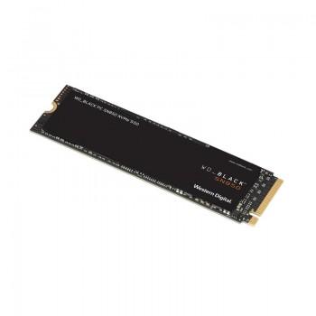 Твердотельный накопитель SSD WD M.2 NVMe PCIe 4.0 4x 500GB SN850 Black 2280