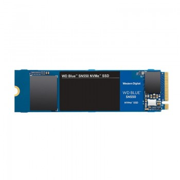 Твердотельный накопитель SSD WD M.2 NVMe PCIe 3.0 4x 500GB SN550 Blue 2280