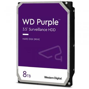 Жесткий диск 8TB Western Digital WD84PURZ для видеонаблюдения