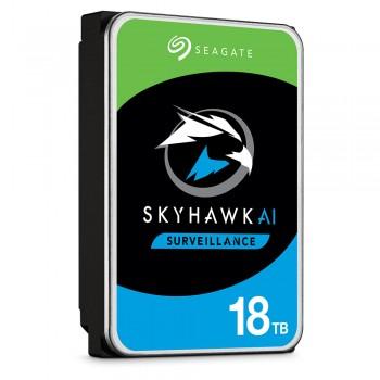 Жесткий диск 18TB Seagate SkyHawk AI ST18000VE002 для видеонаблюдения