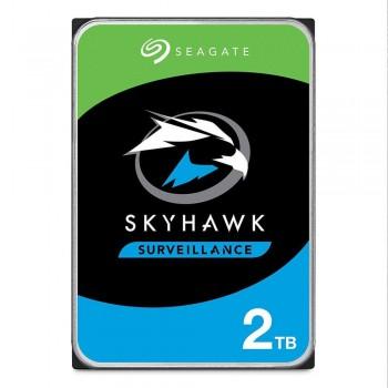 Жесткий диск 2TB Seagate Skyhawk ST2000VX015 для видеонаблюдения