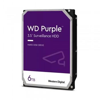 Жесткий диск 6TB Western Digital WD62PURX для видеонаблюдения
