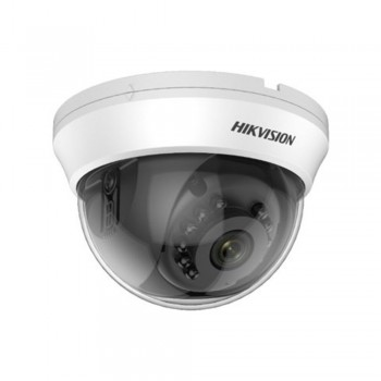 HD-TVI видеокамера 2 Мп Hikvision DS-2CE56D0T-IRMMF (C) (3.6 мм) для системы видеонаблюдения, пластик