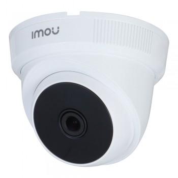 HDCVI видеокамера 2 Мп Imou HAC-TA21P (3.6 мм) для системы видеонаблюдения