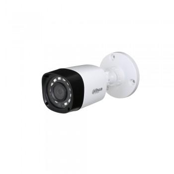 HDCVI видеокамера 2 Мп Dahua DH-HAC-HFW1200RP (2.8 мм) для системы видеонаблюдения