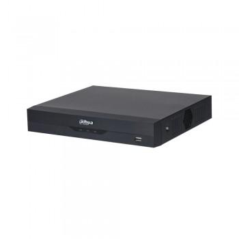 IP-видеорегистратор 8-канальный Dahua DHI-NVR2108HS-I с AI функциями для систем видеонаблюдения