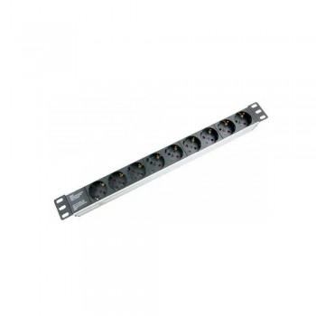 Сетевой фильтр Hypernet SPP9-WC 9 розеток без кабеля 19''
