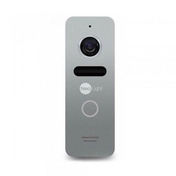 Видеопанель 700 ТВЛ NeoLight SOLO X Silver без монтажного уголка