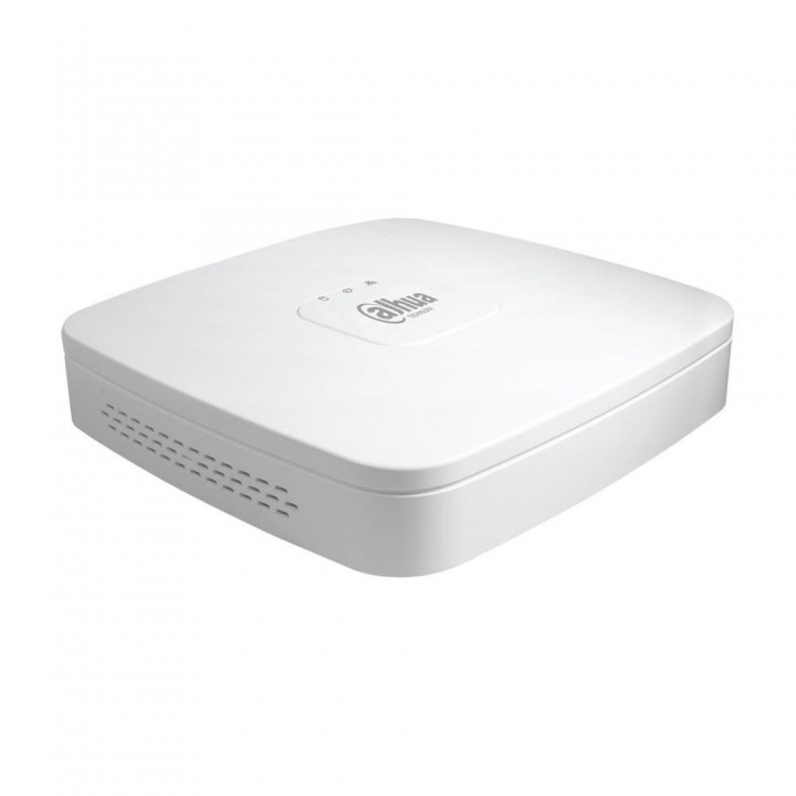 DHI-NVR4104-P-4KS2/L 4-канальный Smart 4K NVR c PoE коммутатором на 4 порта