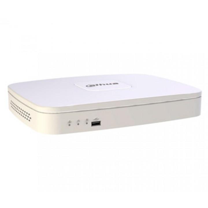 DH-NVR2104-S2 4-канальный Smart сетевой видеорегистратор