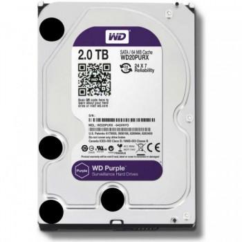 Жесткий диск WD20PURZ 2Tb 64MB