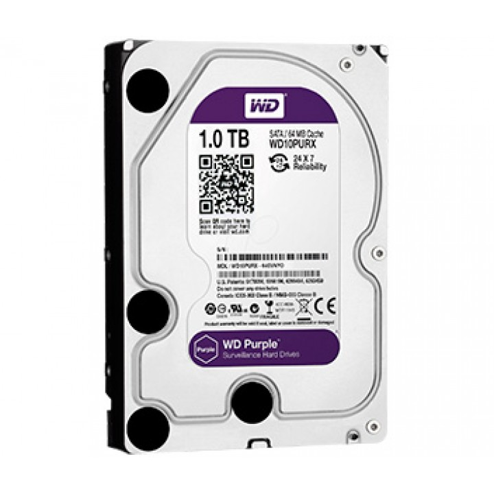 Жесткий диск 1Тб WD10PURZ/WD10PURX