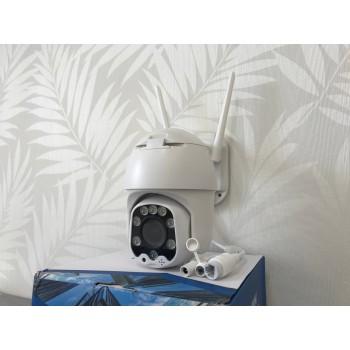 2Mp PTZ AI IP Speed dome видеокамера DH52-TUYA с микрофоном и динамиком Auto Tracking + ЗУМ 5Х