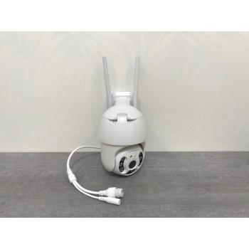 2Мп mini PTZ IP видеокамера XPM200AFW White с микрофоном динамиком и wifi