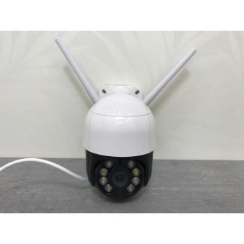 2Мп mini PTZ IP видеокамера XPM200AFB Black с микрофоном динамиком и wifi