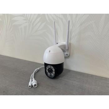 2Мп mini PTZ IP видеокамера XPM200AFB1 Black с микрофоном динамиком и wifi