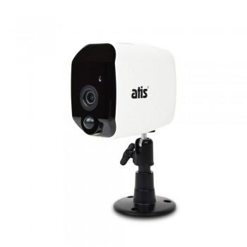 Автономная Wi-Fi IP видеокамера ATIS AI-142B для системы видеонаблюдения